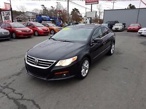2012 Volkswagen CC Sportline Auto w/ Leather Roof BT Heated S...