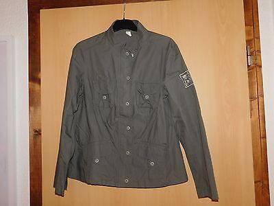 Damenbekleidung Sommerjacke Gr.40 olivgrün langarm super schön top Zustand