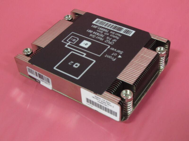 709991-001 Hewlett-packard Sl2x0s Gen8 V2 Heatsink Cpu#2