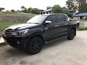 Toyota Hilux SR5 Oxley Brisbane South West Preview
