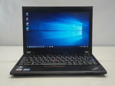 Laptop Windows - Lenovo ThinkPad X220 Core i5 2.5Ghz 8Gb Ram 1Tb Laptop One Year Warranty