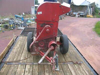 Peerless Rollermill Pto Grain Feed Grinder Brewery Roller Mill