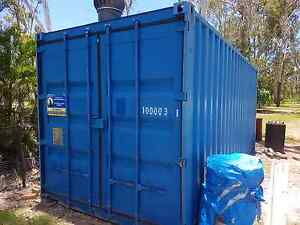 Shipping container Taranganba Yeppoon Area Preview