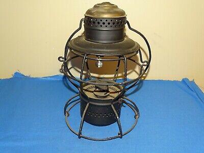 Old Railroad Railway Lantern, P&E RR (K)