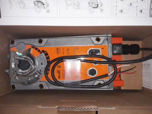 Belimo EFB24-SR Damper Actuator Spring Ret. 270in/Lb AC/DC 24V Modulating EFX24