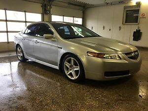 2005 Acura TL *6spd Manual*