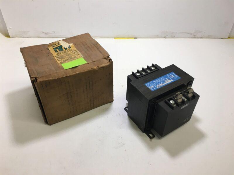MICRON B300WZ13 IMPERVITRAN CONTROL TRANSFORMER .300 KVA, 575 V PRI, 115 SEC