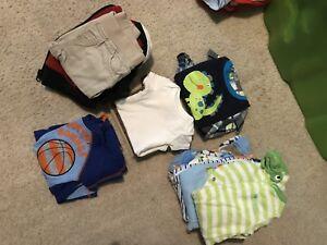 0-3M baby boy clothes
