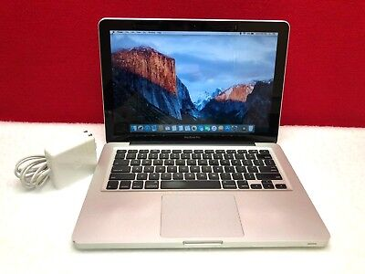 "Apple MacBook Pro 13"" 6GB Re-Certified OSx-2015 1TB SSD Hybrid - 1 YEAR WARRANTY"