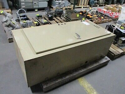 Onan Automatic Transfer Switch Otbca150-4u3101e 120208v 150a 3ph 60hz 4w Used