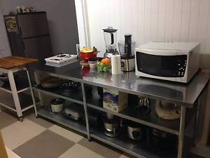 Commercial kitchen sinks and benches! Fortitude Valley Brisbane North East Preview