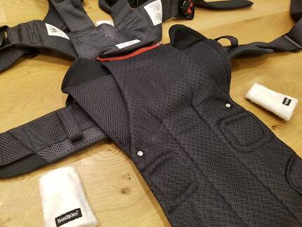 BABY BJORN CARRIER - ONE AIR - HARDLY USED - TOTAL BARGAIN! East Perth Perth City Area Preview