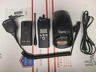 Motorola Xts2500 Model Ii 700800mhz Adp P25 9600 Digital Astro Complete
