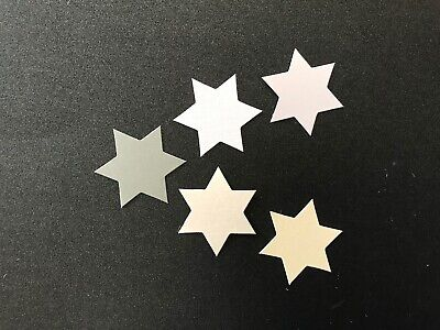 - Star die cut shape / card topper / layering panel pk25, choose your colour