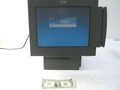 Ibm Touch Screen Point Of Sale Pos Terminal