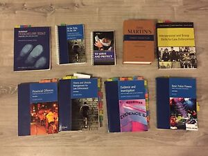 Police Foundations Text Books - Half the cost of buying new!