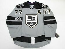 CARTER LOS ANGELES KINGS 50th / 100th ANNIVERSARY REEBOK EDGE 2.0 7287 JERSEY