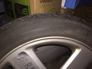 SUMMER TIRES 17 inch YOKOHAMA