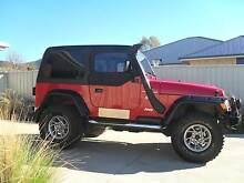 2000 Jeep Wrangler Coupe Mudgee Mudgee Area Preview