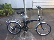 Folding bike Seddon Maribyrnong Area Preview
