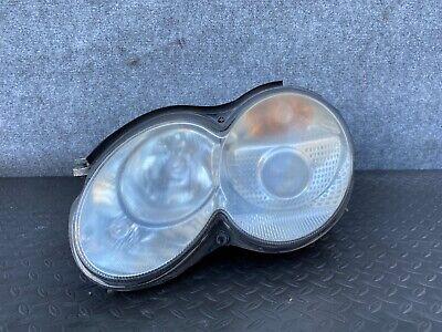 ✔ Mercedes R230 SL550 SL500 SL55 SL600 Fahrer Seite Xenon Scheinwerfer Montage