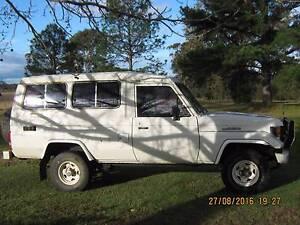 1986 Toyota LandCruiser Wagon Grafton Clarence Valley Preview