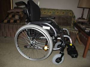 Wheelchair with specific back support, high quality Ballarat Central Ballarat City Preview