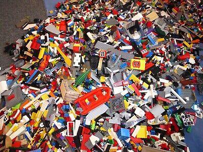 LEGO 1,2 kg Konvolut Kiloware Sondersteine Basics 3 Figuren  ANGEBOT ca. 1000 T. online kaufen