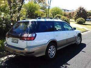 2001 Subaru Outback Wagon Armidale Armidale City Preview