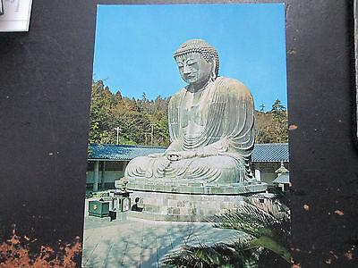 AK KAMAKURA DAIBUTSU Buddafoto aus Japan neu