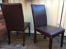 Dining chairs set Melton South Melton Area Preview