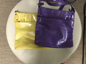 Daniel leather - yellow or purple(sold)