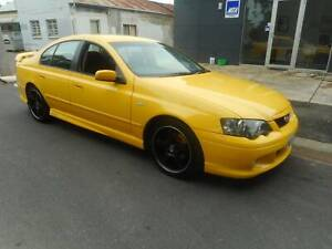 Ford BA MK11 XR6 Melrose Park Mitcham Area Preview