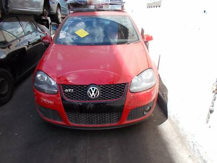 VW Golf GTI 2007 now WRECKING Gladesville Ryde Area Preview