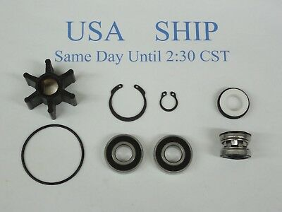 Repair Kit For Sherwood Pumps G8001 GP8001 Kohler 28487 359341 Marine Generator