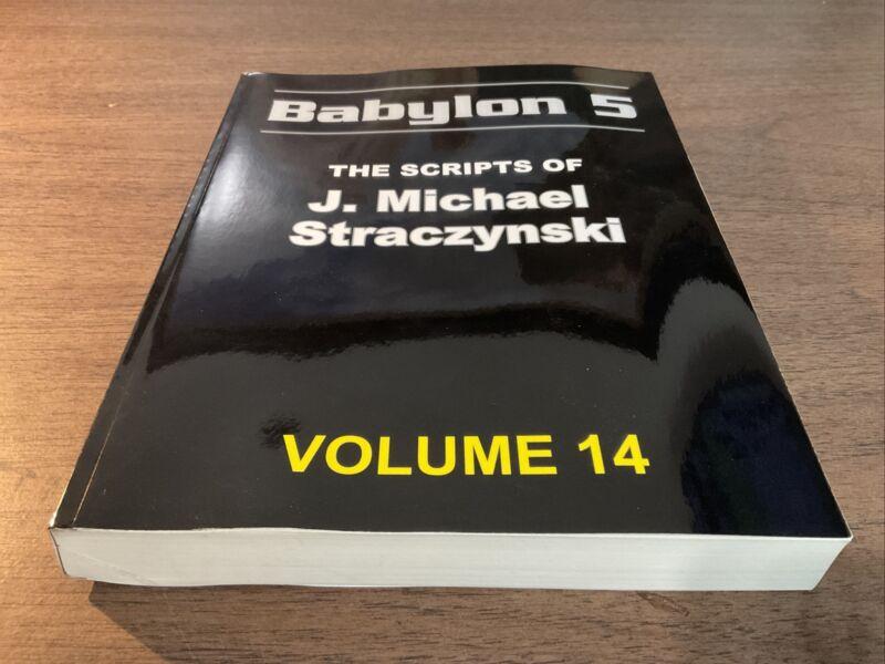 Babylon 5 - The Scripts of J. Michael Straczynski  [ Volume 14 ]