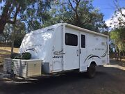 Jayco Expanda 16.49.3 Shower and Toilet Narre Warren South Casey Area Preview