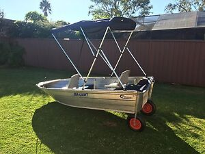 Boat - Sea Light 3.1m tinny - Roof topper - Wetherill Park Fairfield Area Preview