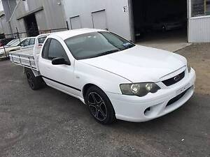 2004 Ford Falcon Ute LPG Yeerongpilly Brisbane South West Preview