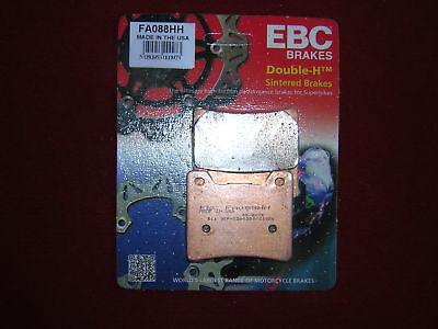 <em>YAMAHA</em> <em>GTS 1000</em>  1993 1999  EBC FA088HH REAR SINTERED BRAKE PADS NEW