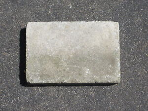 "Paving stones - 6"" x 9"" - 70 pieces"