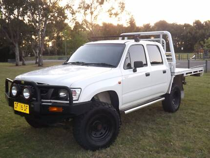 2002 Toyota Hilux Ute Liverpool Liverpool Area Preview