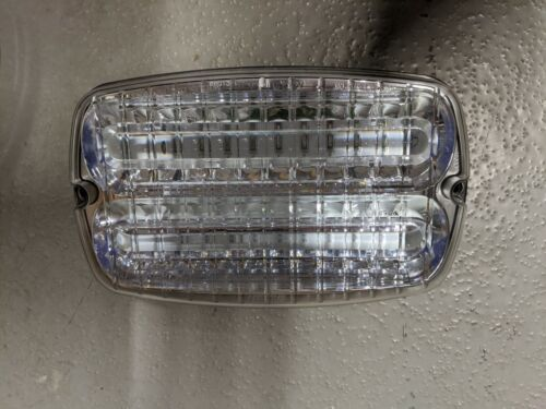 Whelen M9J Super LED Grille Light - R/B Split