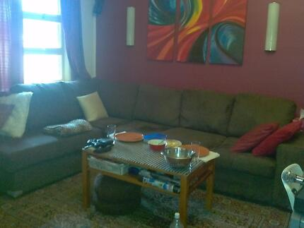 lounge/table/chairs/sofa bed etc for sal Greenacre Bankstown Area Preview