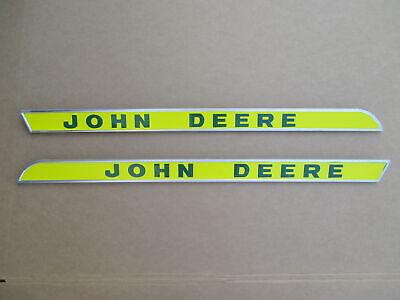 Side Hood Molding Set For John Deere Jd 1010 2010 2510 2520 3010 3020 4010 4020