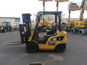 CAT GP18N With Container Mast... Why Buy New??? Davenport Bunbury Area Preview