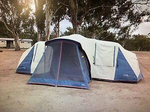 Oz Trail HUGE Tent Tallai Gold Coast City Preview