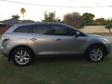 Mazda CX 7 Luxury Willetton Canning Area Preview