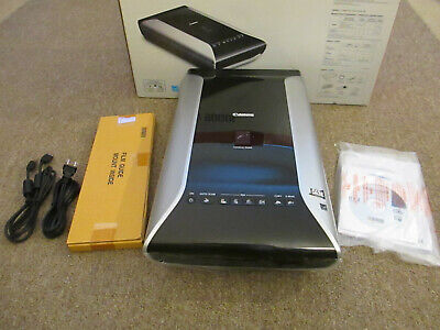 Canon CanoScan 9000F Highspeed Color Image Film Document Scanner