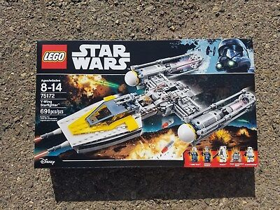 LEGO Star Wars Y-Wing Starfighter 2017 (75172)